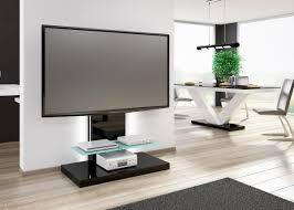 Hochglanz K He Tv Wand Hn 222 Weiß Hochglanz Led Beleuchtung Tv Rack Inkl Tv