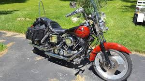 1978 harley shovelhead motorcycles for sale
