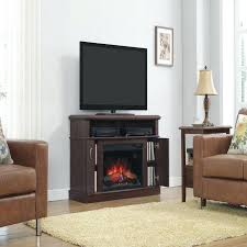 Lowes Electric Fireplace Clearance - electric fireplace logs with heater lowes stand oak big lots black