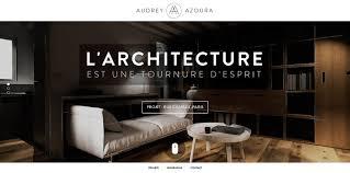 Home Design Sites Audrey Azoura Awwwards Sotd