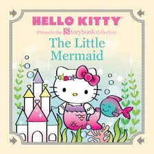 hello kitty writing paper amazon com hello kitty presents the storybook collection the amazon com hello kitty presents the storybook collection the little mermaid hello kitty storybook 9781419718250 ltd sanrio company books