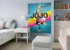 jojo siwa mural wall decal shop fathead for jojo siwa decor jojo siwa fathead wall mural