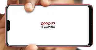 Oppo F7 Oppo F7 Selfie Expert Smartphone Revealed Rs News
