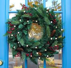 cordless lighted wreath cordless lighted wreath with timer sumoglove