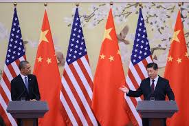 Made In China American Flags It Is Time For America To Consider Accommodation With China