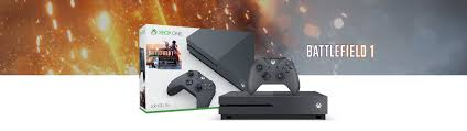 xbox one consoles and bundles xbox xbox one s battlefield 1 special edition bundle 500gb xbox