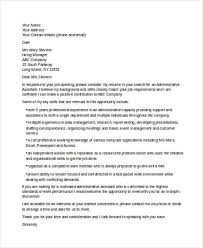 cover letter change of career 28 images for a career change