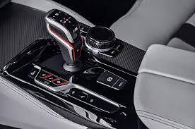 2018 bmw m5 shifter 02 motor trend