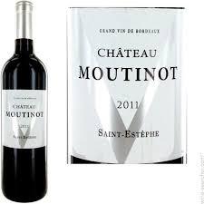 learn about st estephe bordeaux tasting notes chateau moutinot estephe