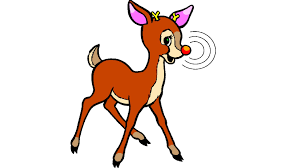 rudolph red nosed reindeer coloring pages regard