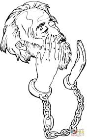 peter in prison coloring page free printable coloring pages