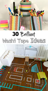 brilliant washi tape ideas that can change your life