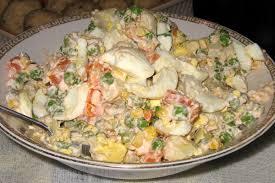 olivier cuisine file olivier salad jpg wikimedia commons