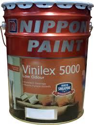 nippon paint vinilex 5000 20l 1379 colours interior paints