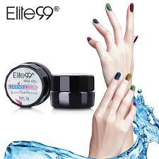 elite99 soak off gel polish color changing nail polish chameleon