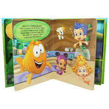 bubble guppies busy books u2013 daves deals
