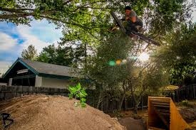 backyard jump jam gnarhuck mountain biking pictures vital mtb