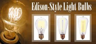 nostalgic edison style light bulbs blog barnlightelectric com