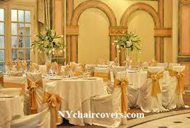 wedding chair covers rental ny chair covers rental 1 49 wedding linens sashes rentals