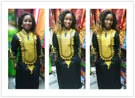 aliexpress com buy african dresses new african fashion all black