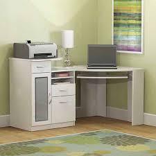 Bush Vantage Corner Computer Desk Bush Furniture Vantage Corner Desk White Walmart