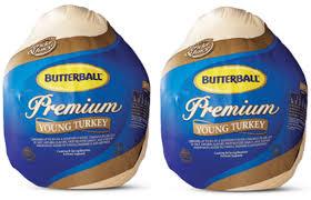 butterball turkeys on sale free 5 mail in rebate wyb butterball frozen turkey mexicouponers