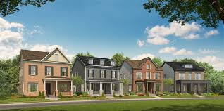 Family Home New Homes In Ashburn Virginia For Sale Brambleton Community In