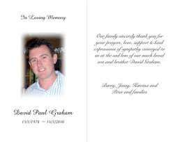 memorial cards for funeral remembrance cards for funerals memorial keepsakes remembrance