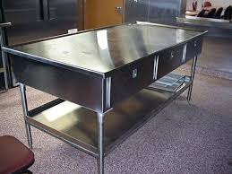 stainless steel prep table with drawers stainless steel prep table stainless steel prep tables commercial