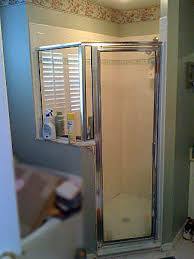 Building A Shower Bench Tiles Falling Off Shower Wall U0026 Building A Shower Seat During