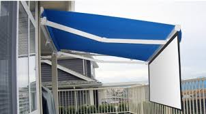 Outdoor Retractable Awnings Retractable Awning Screen