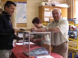 tenir un bureau de vote haute savoie l ambiance dans les bureaux de vote en images