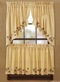 Prairie Curtains Lane Bees Window Curtain Prairie Swag