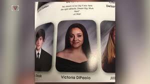 west milford high school yearbook yearbook quote puts west milford senior in spotlight