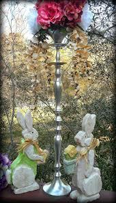 Vase Holders Bouquet Stands For Weddings Silver Wedding Decor Vase Flower