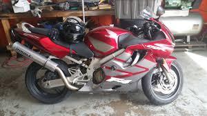 honda cbr 600 f4i 3800 miles trade for nice 98 02 f body roller