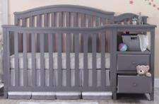 sorelle verona 4 in 1 flat panel convertible crib ebay