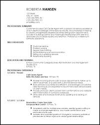 resume templates for customer service free entry level call center resume templates resumenow