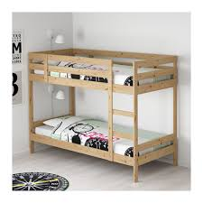 Bunk Bed Photos Mydal Bunk Bed Frame Ikea