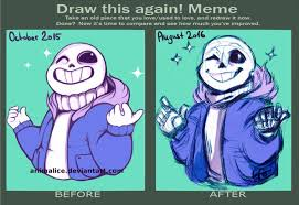 Draw It Again Meme - draw this again meme by animalice on deviantart