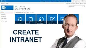 create a small business sharepoint intranet youtube