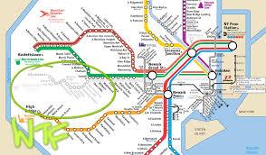 hudson bergen light rail schedule maps new providence daily photo