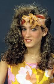 80s Prom Men Photos U002780s Hair That Is So Bad It U0027s Good Sarah Jessica Parker