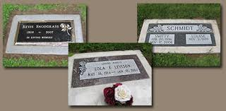 Flat Grave Markers With Vase Marker Sales Burial Cremation Grave Crypt Cremation Niche