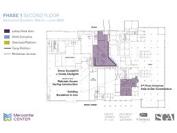 common area and garage phasing plans to begin monday april 4th
