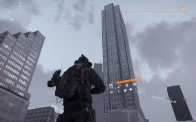 trump tower address playing division with a friend we glitched through a boundary wall
