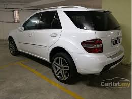 2007 mercedes suv mercedes ml350 2007 sports package 3 5 in selangor automatic