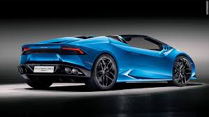 the lamborghini car lamborghini reveals convertible sep 14 2015
