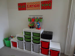 Ikea Kids Room Storage by Furniture White Ikea Toy Storage Filled With Boxes With Glass For