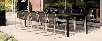 Modern Garden Table Fueradentro Outdoor Design Furniture